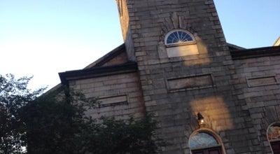 Photo of Church The First Parish Unitarian Universalist Church at 425 Congress St, Portland, ME 04101, United States