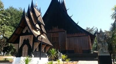 Photo of Art Gallery บ้านดำ อ.ถวัลย์ ดัชนี (Baandam Museum & Gallery) at 414 Moo 13, Mueang Chiang Rai 57100, Thailand
