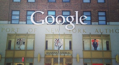 Photo of Office Google New York at 111 Eighth Avenue, New York, NY 10011, United States