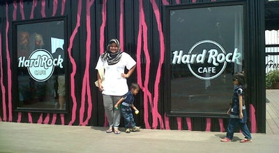 Photo of Cafe Hard Rock Cafe (Rock Shop) at Kota Kinabalu City Waterfront, Anjung Senja, Kota Kinabalu 88000, Malaysia
