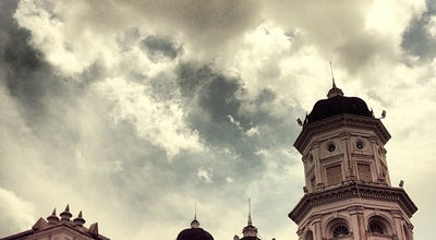 Photo of Mosque Masjid Sultan Abu Bakar at Jalan Abu Bakar, Johor Bahru 80100, Malaysia