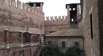 Photo of Museum Museo Civico di Castelvecchio at Verona, Italy