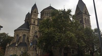 Photo of Church Herz-Jesu-Kirche at Löhrrondell 1a, Koblenz 56068, Germany