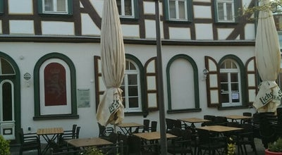 Photo of Italian Restaurant Ristorante Zum Löwen at Gießen, Germany