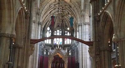 Photo of Church Christ Church Cambridge at Christchurch Street, Cambridge, United Kingdom