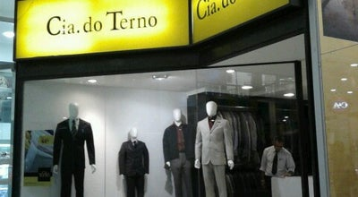 Photo of Men's Store Cia. do Terno at Shopping Tacaruna, Recife 52010-040, Brazil