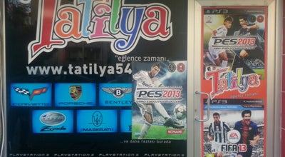 Photo of Arcade Tatilya Playstation at Cumhuriyet Mah. Kanara Sok. No:a-0286, Sakarya 54050, Turkey