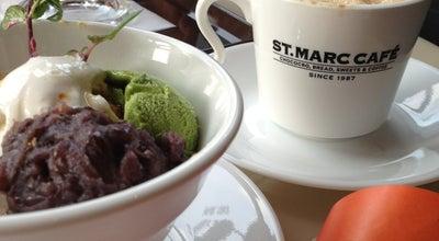 Photo of Cafe サンマルクカフェ 熊谷ニットーモール店 at 銀座2-245, 熊谷市, Japan