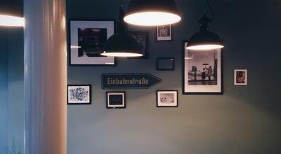 Photo of Cafe Die Apotheke Cafe und Tagesbar at Schuldtrasse 4, Braunschweig 38100, Germany