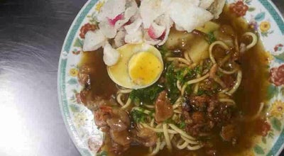 Photo of Ramen / Noodle House Mie Rebus Yong Cen at Jl.pukat Harimau №.40, Medan, Indonesia