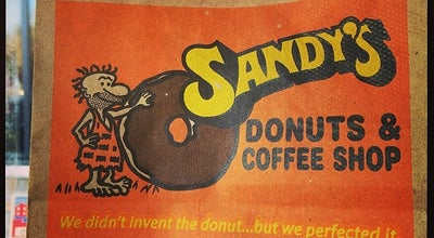 Photo of Donut Shop Sandy's Donuts & Coffee Shop at 301 Main Ave W, West Fargo, ND 58078, United States