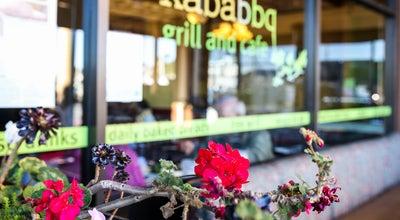 Photo of Mediterranean Restaurant Kababbq at 555 Francisco Blvd E, San Rafael, CA 94901, United States