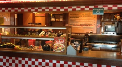 Photo of Fast Food Restaurant Portillo's at 950 E Ogden Ave, Naperville, IL 60563, United States