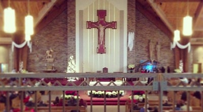 Photo of Church St. William's Catholic Church at 440 N Moreland Blvd, Waukesha, WI 53188, United States