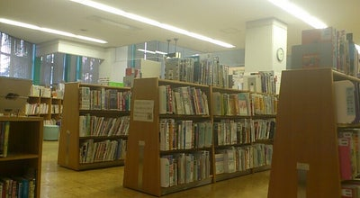 Photo of Library 松本市中央図書館 at 蟻ケ崎2-4-40, 松本市, Japan