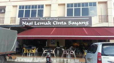 Photo of Malaysian Restaurant Nasi Lemak Cinta Sayang at Jalan Renang 13/26, Shah Alam 40100, Malaysia