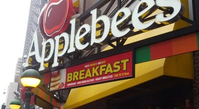 Photo of American Restaurant Applebee's at 205 W 50th St, New York, NY 10019, United States