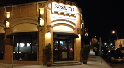 Photo of Italian Restaurant Rossetti's at 27 Sutton St., Lynn, MA 01901, United States