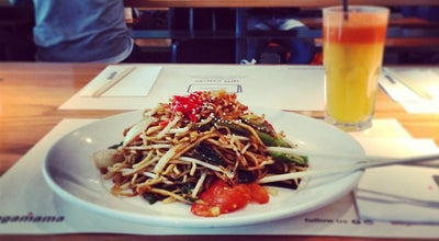 Photo of Asian Restaurant Wagamama at At Terminal 5, Hounslow TW6 2GA, United Kingdom