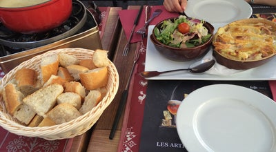 Photo of French Restaurant La Potinière at 23 Rue Du Docteur Paccard, Chamonix-Mont-Blanc 74400, France