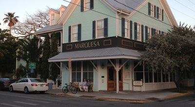 Photo of American Restaurant Cafe Marquesa at 600 Fleming St, Key West, FL 33040, United States