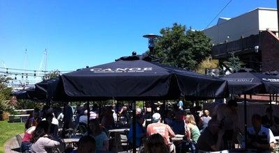 Photo of Gastropub CANOE Brewpub Marina & Restaurant at 450 Swift St., Victoria, BC V8W 1S3, Canada