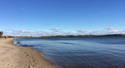 Photo of Beach Wards Beach at Wards Island, Toronto, On M5J, Canada