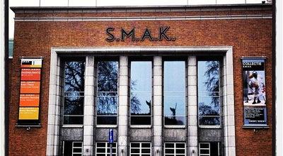 Photo of Art Museum Stedelijk Museum voor Actuele Kunst | S.M.A.K. at Jan Hoetplein 1, Gent 9000, Belgium