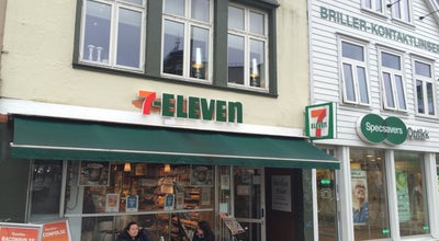 Photo of Convenience Store 7-Eleven at Torgallmenningen 3, Bergen 5014, Norway
