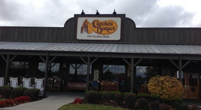 Photo of American Restaurant Cracker Barrel Old Country Store at 4340 Kenowa Avenue I-196 & 44th Street, Grandville, MI 49418, United States