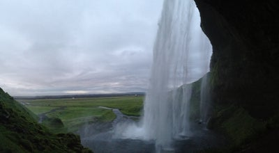Photo of Outdoors and Recreation Seljalandsfoss at Þórsmerkurvegur, Iceland