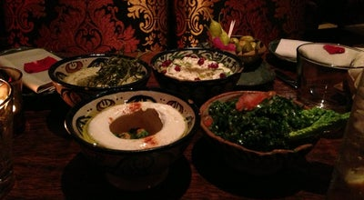 Photo of Middle Eastern Restaurant Levant Restaurant at Jason Court Southey Road, London SW9 0PE, United Kingdom
