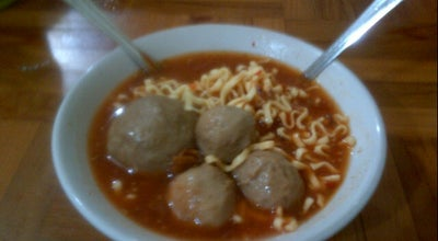 Photo of Food Truck Bakso Idola at Jl. Dewi Sartika, Kuningan, Indonesia