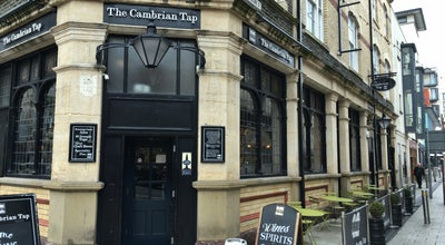 Photo of Pub The Cambrian Tap at 51 St Mary Street, Cardiff CF10 1AD, United Kingdom