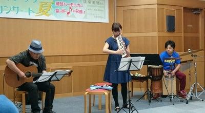 Photo of Library 津山市立図書館 at 新魚町17, Tsuyama 708-0065, Japan