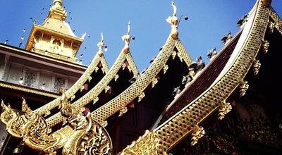 Photo of Buddhist Temple วัดป่าดาราภิรมย์ at Chiang Mai, Thailand