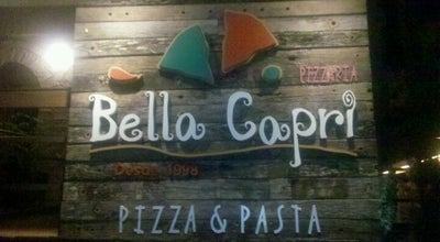 Photo of Pizza Place Bella Capri at R. Jaci, São José do Rio Preto, Brazil