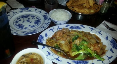 Photo of Asian Restaurant Cathay House at 825 Wooded Acres Dr, Waco, TX 76710, United States