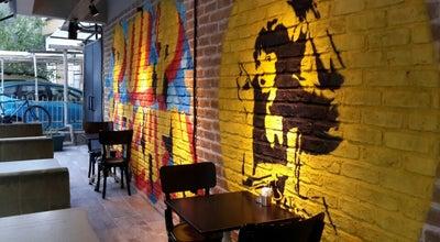 Photo of Italian Restaurant Pulp Kitchen at Süvari Cd. No:31/a Bornova, İzmir 35040, Turkey
