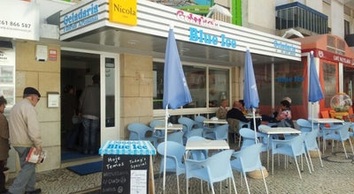 Photo of Ice Cream Shop Blue Ice at R. Dr. Eduardo Burnay, Ericeira, Portugal