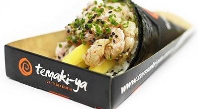 Photo of Sushi Restaurant Temaki-ya at C. Gignàs, 28, Barcelona 08002, Spain