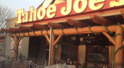 Photo of Steakhouse Tahoe Joe's Famous Steakhouse at 1040 Helen Power Dr, Vacaville, CA 95687, United States