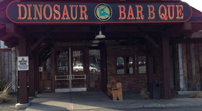 Photo of BBQ Joint Dinosaur Bar-B-Que at 377 River St, Troy, NY 12180, United States