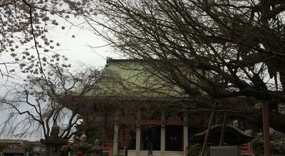 Photo of Buddhist Temple 海上山 千葉寺 at 中央区千葉寺町161, Chiba, Japan