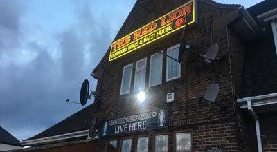 Photo of Indian Restaurant Red Lion Pub at 190 All Saints Way, West Bromwich B71 1RH, United Kingdom