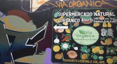 Photo of Vegetarian / Vegan Restaurant Vía Orgánica at Margarito Ledezma 2, San Miguel de Allende, Mexico