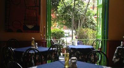 Photo of Cafe Moheli at Francisco Sosa 1, Coyoacán 04100, Mexico