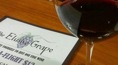 Photo of Wine Bar Elusive Grape at 133 N Woodland Blvd, Deland, FL 32720, United States