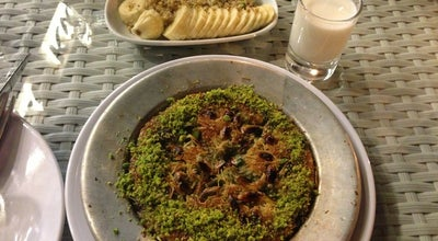 Photo of Dessert Shop Keyf-i Künefe at Kale Marketin Arkasinda, Alanya, Turkey