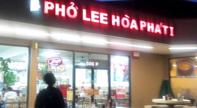 Photo of Vietnamese Restaurant Phở Lê Hòa Phat at 508 Contra Costa Blvd, Pleasant Hill, CA 94523, United States